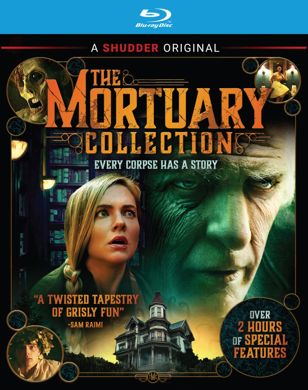 MortuaryCollection BD HIC 1024x1297 - Own 2020's Hit Horror Anthology THE MORTUARY COLLECTION on April 20th