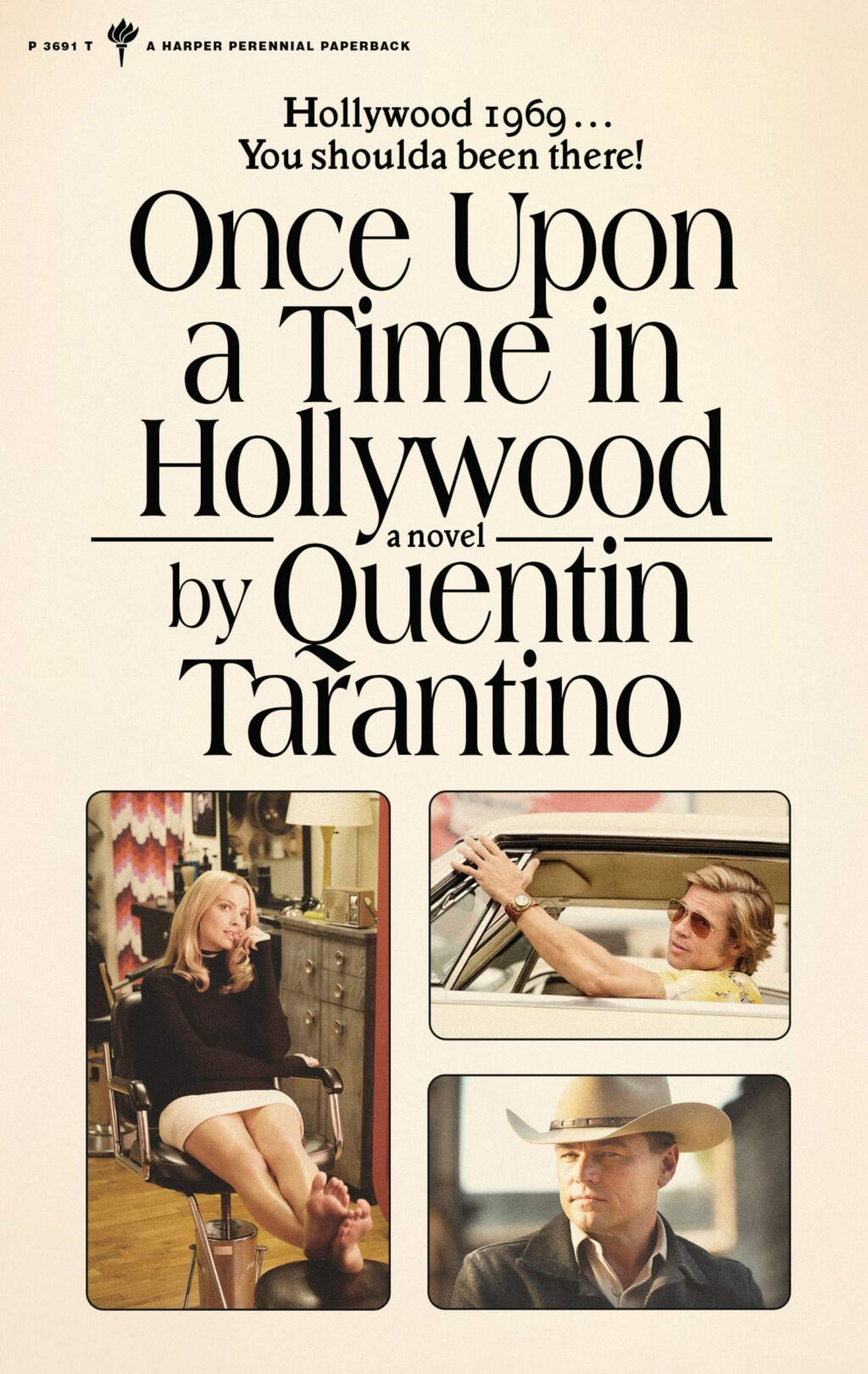 Once Upon a Time in Hollywood 1024x1620 - First Quentin Tarantino Novel Now Coming in June