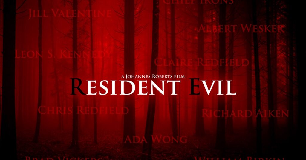 RESIDENT EVIL Poster HD 1024x536 - 27 New Horror Movies To Look Forward to in 2021