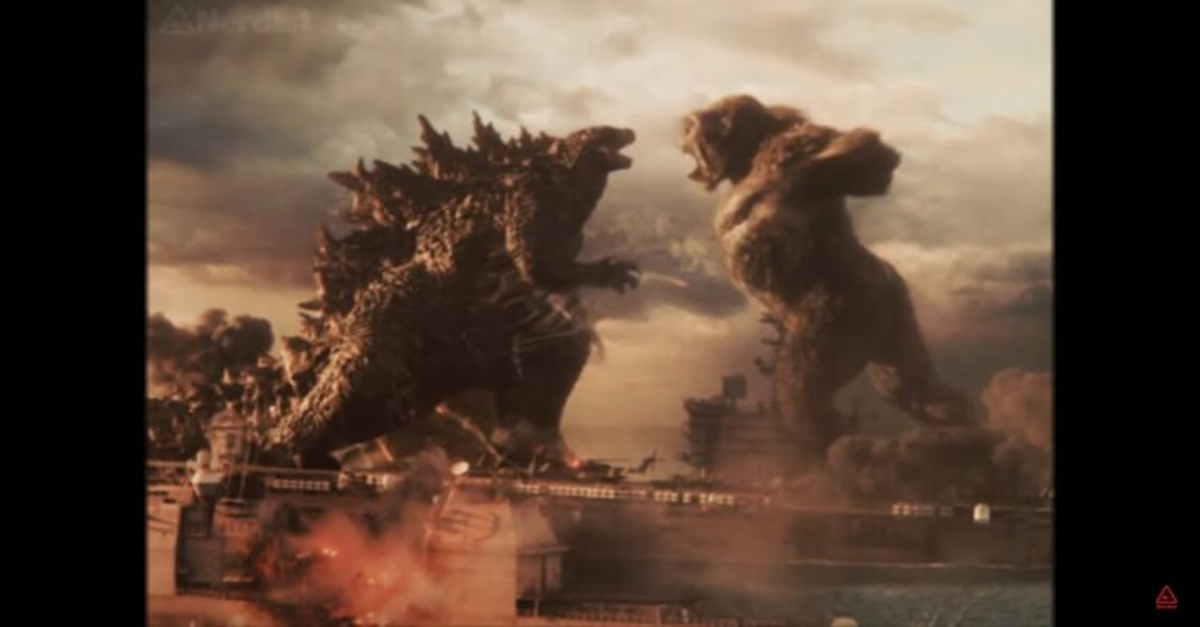 Retro Godzilla vs Kong Trailer Banner 750x422 - Nerdist Gives GODZILLA VS KONG a New Retro Trailer That Will Get You Pumped!