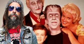 Rob Zombie Working on New THE MUNSTERS Movie 336x176 - Rob Zombie Shares Design for Authentic Recreation of THE MUNSTERS House