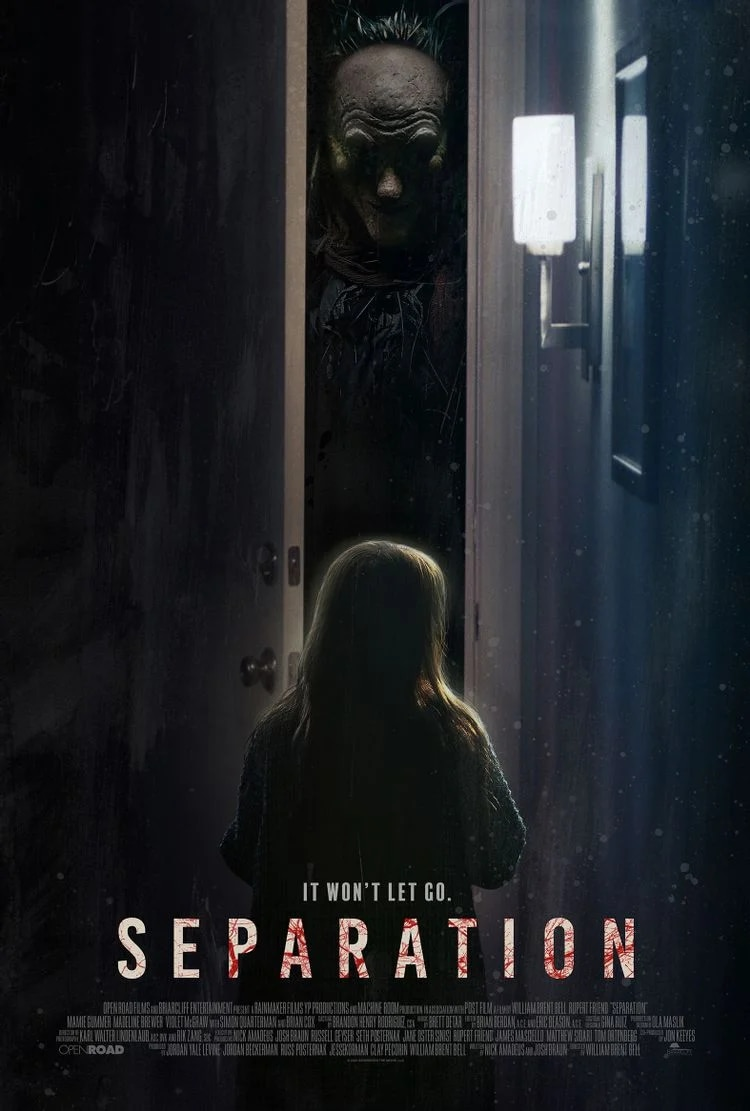seperation movie poster - Trailer: Now Puppets AND Dolls Attack in THE BOY Director's New Nightmare SEPARATION