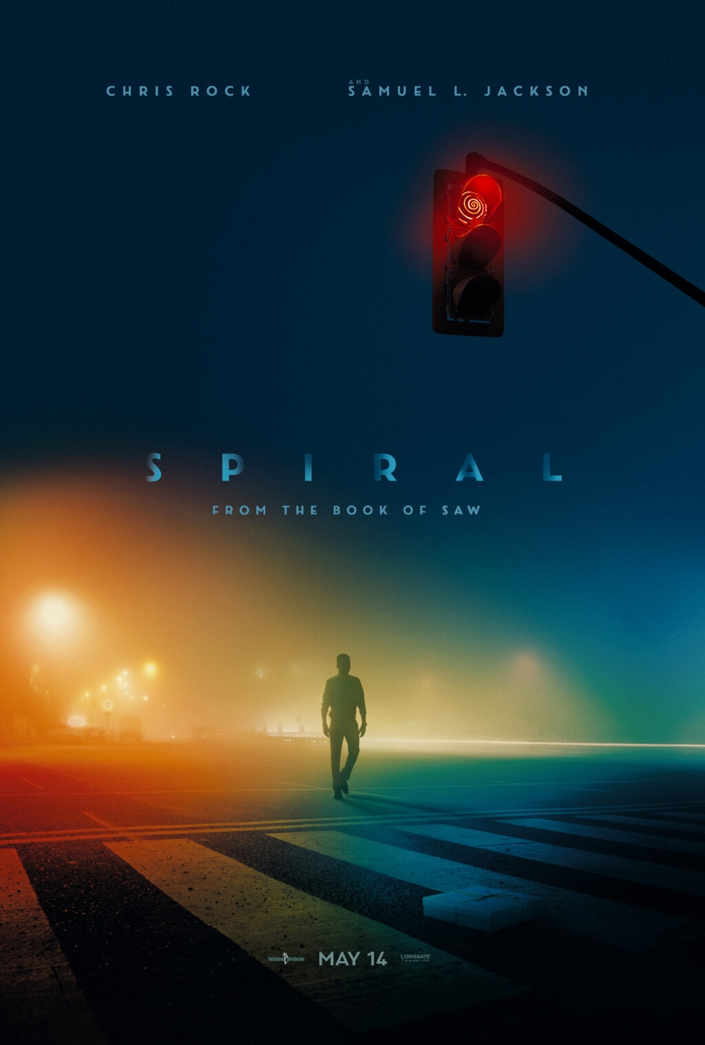 spiral 1sheet teaser3 1024x1517 - Chris Rock Gets Played in New Teaser for SPIRAL: FROM THE BOOK OF SAW