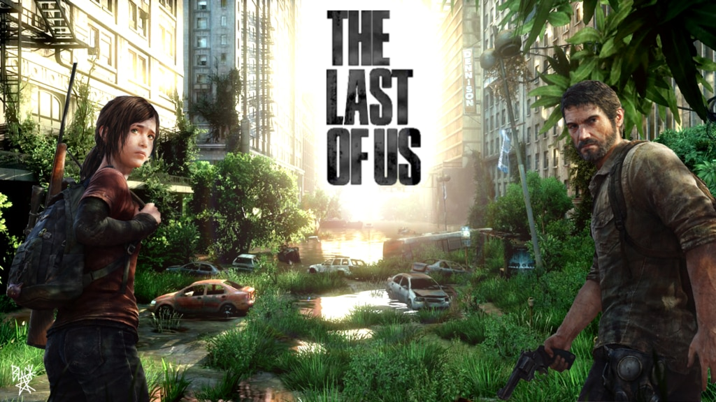 thelastofuswallpaper 1024x576 - Here's Your First Look at Joel and Ellie in HBO's 'The Last of Us'