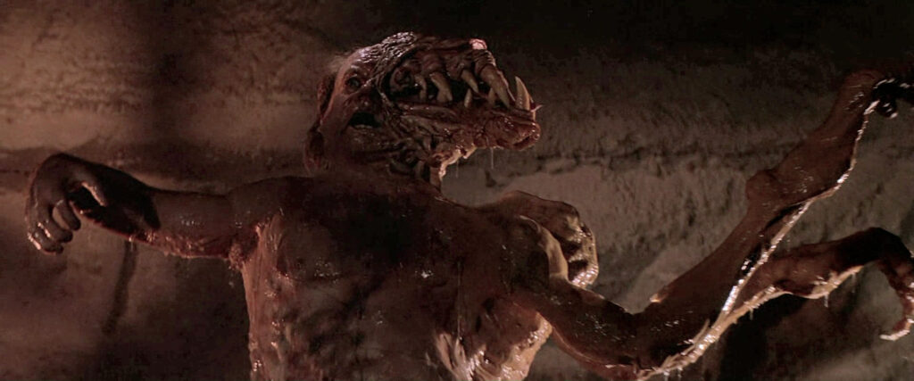 thething monster deformed 1024x427 - Godzilla vs John Carpenter's THE THING Alien: Who Would Win Now?