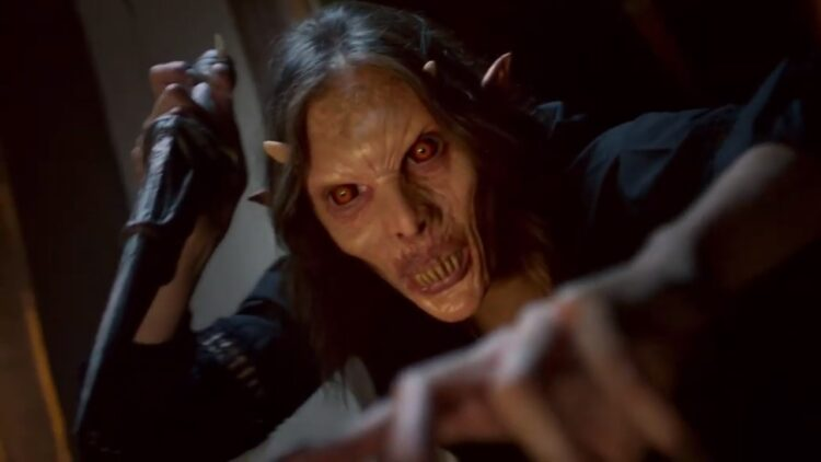 Dont Let Her In Banner 750x422 - Here's the New Trailer for Full Moon Feature's Demonic Nightmare DON'T LET HER IN