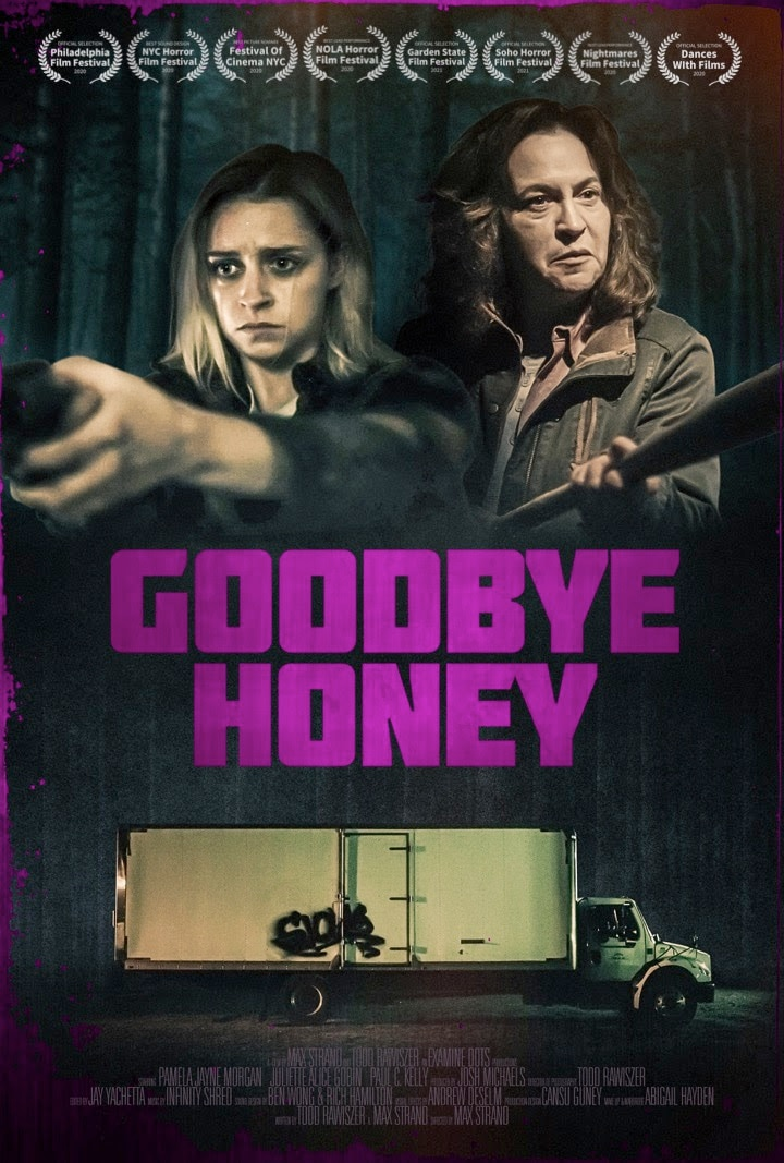 Goodby Honey Poster - Trailer: GOODBYE HONEY Now Set to Hold You Captive on May 11th