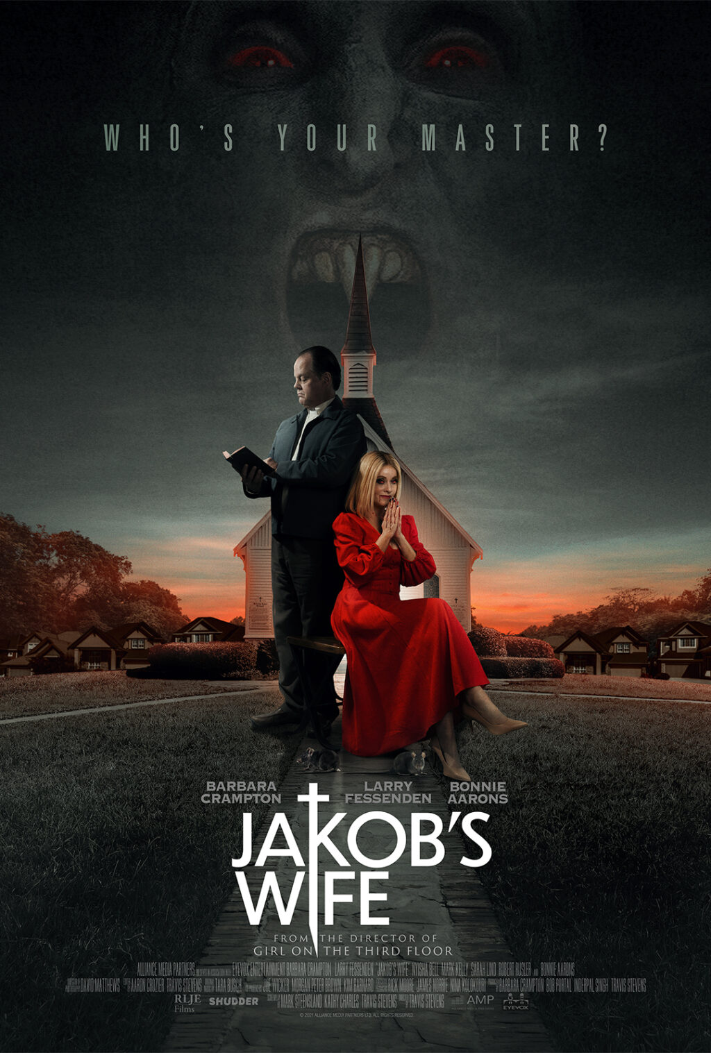 JAKOB'S WIFE Now Set to Arrive on Shudder August 19th