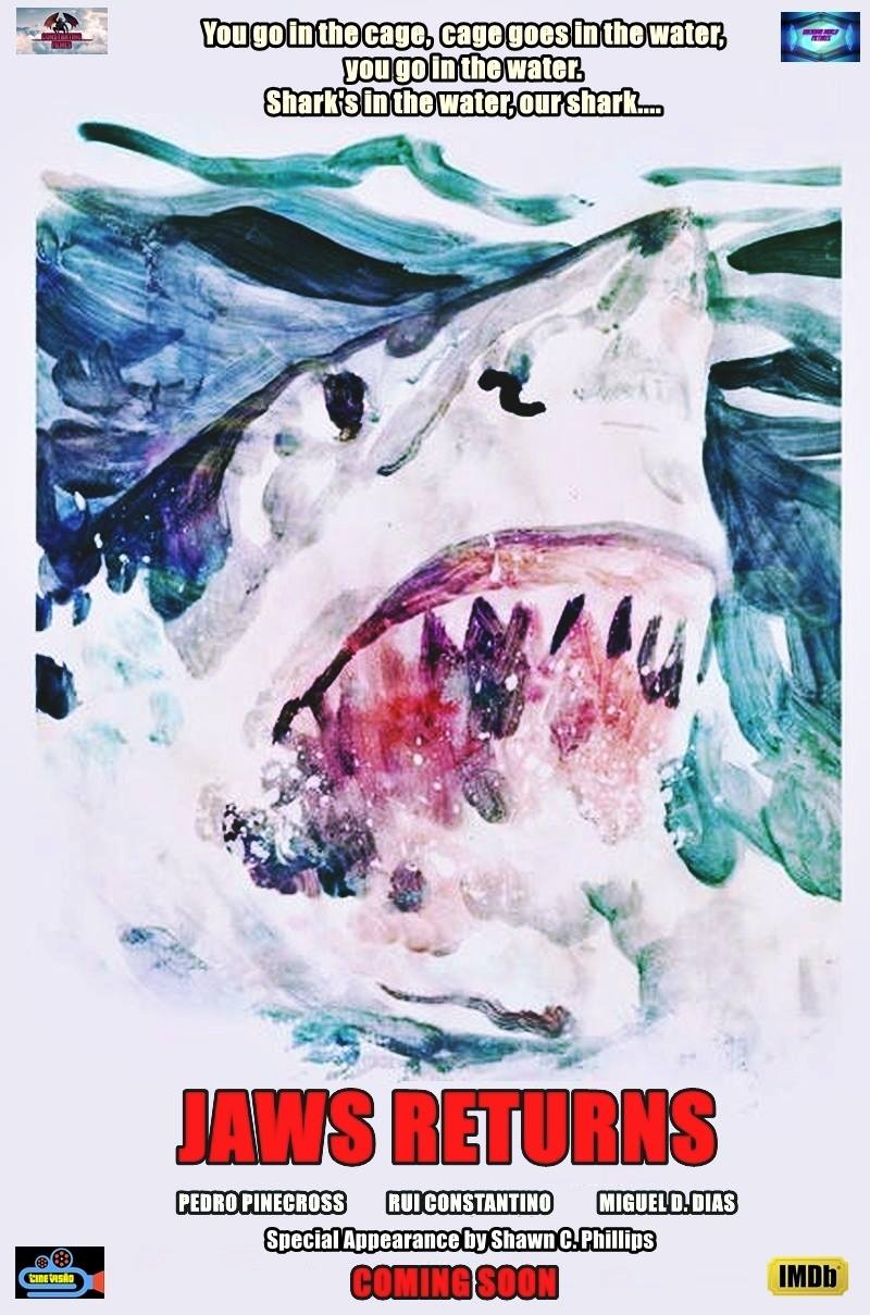 Jaws Returns - JAWS RETURNS In New Tribute Film This August