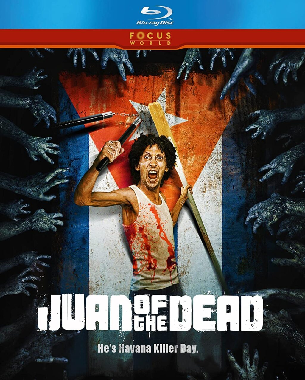 Juan of the Dead 1024x1275 - Alejandro Brugues To Direct New Netflix Horror Movie From Chris LaMont and Joe Russo