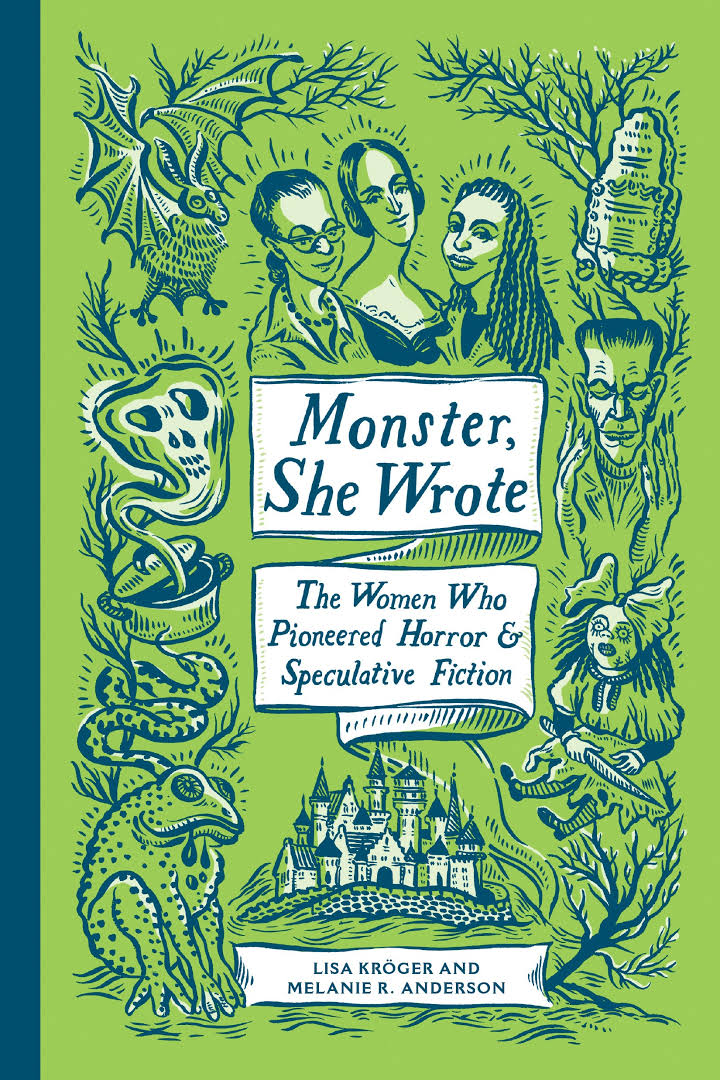 Monster She Wrote - Dread Read: Valancourt Resurrects Horror Fiction by Women with New Line MONSTERS, SHE WROTE