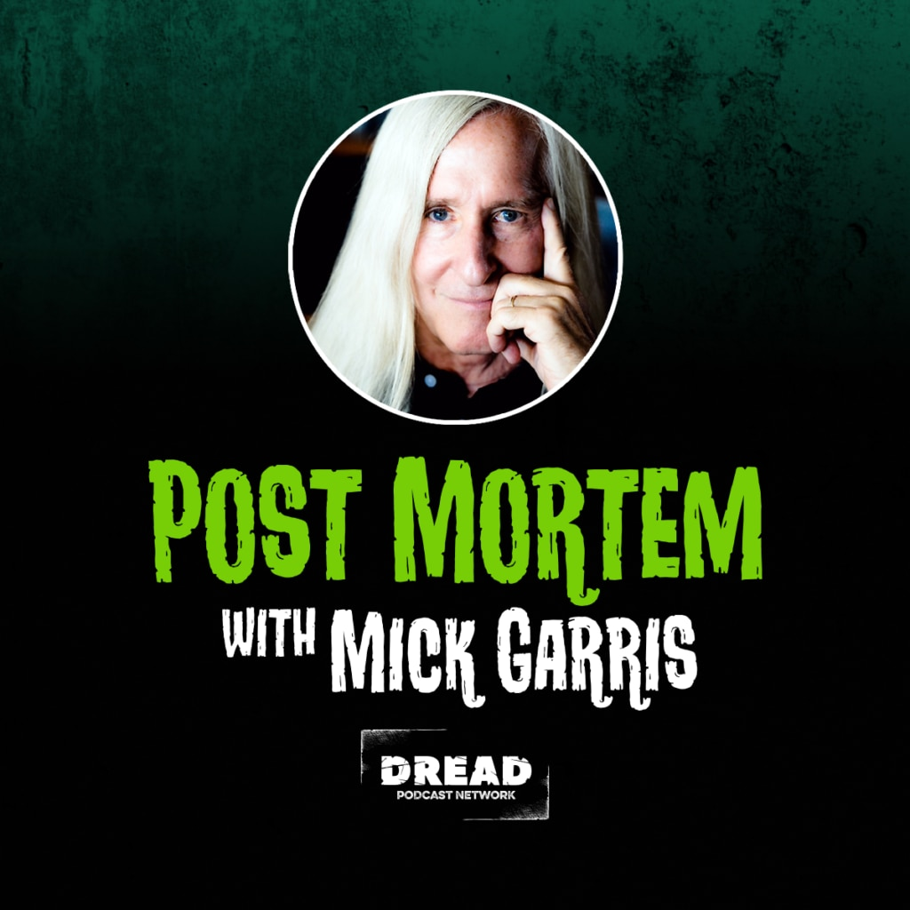Post Mortem 1024x1024 - We Now Asked POST MORTEM's Mick Garris and Joe Russo to Discuss Their Favorite Episodes