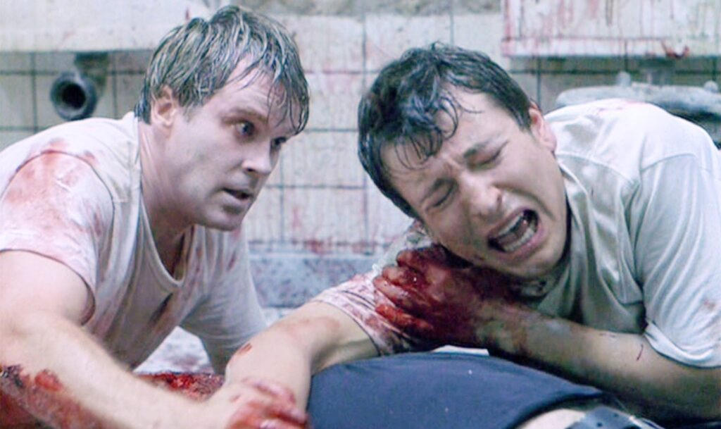 Saw 2004 saw 42705678 1600 1201 2 1024x609 - 32 Must-See Horror Movies You Need to Stream on HBO Max Right Now
