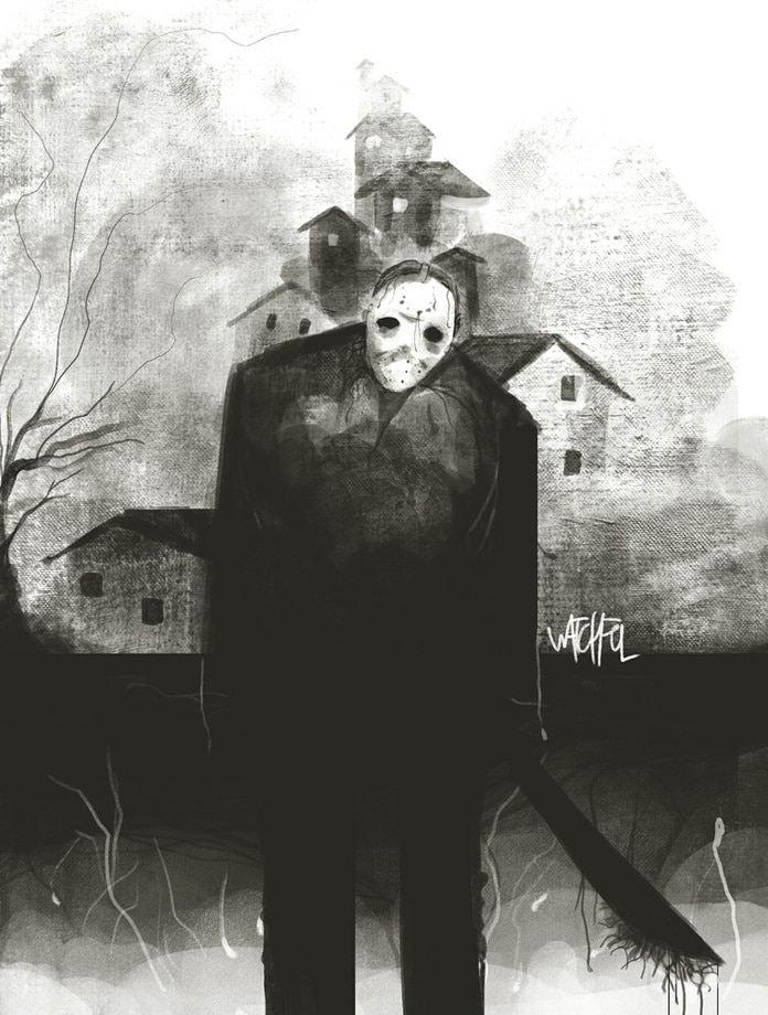 Slashers Scary Stories to Tell in the Dark Watchful Eye 1 - Slashers Go SCARY STORIES TO TELL IN THE DARK in New Series