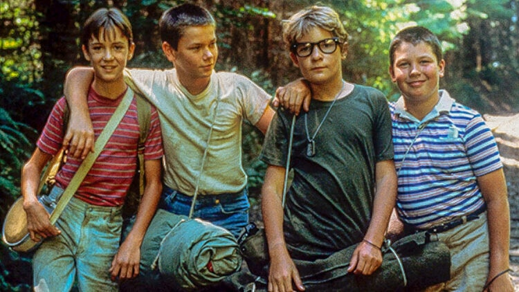 Stand by Me edited 750x422 - Exclusive: Mick Garris Reveals 5 of His Favorite Stephen King Movies!