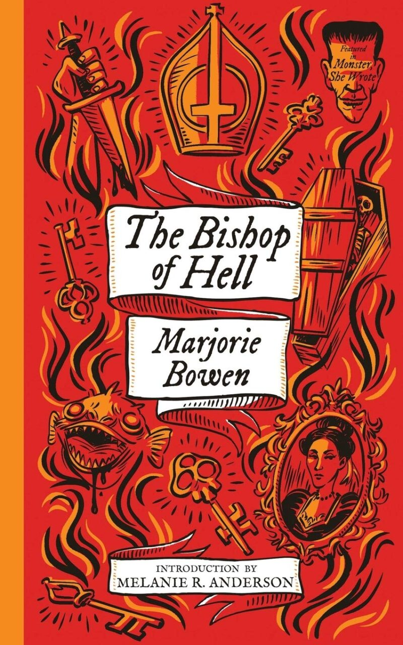 The Bishop of Hell by Marjorie Bowen scaled - Dread Read: Valancourt Resurrects Horror Fiction by Women with New Line MONSTERS, SHE WROTE