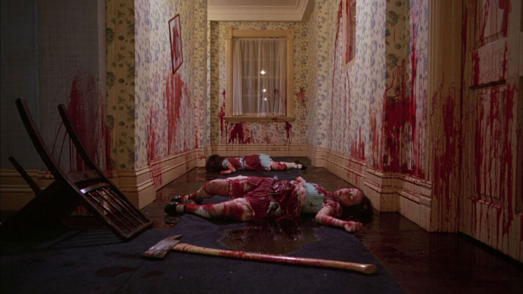 The Shining 1980 Twins bloodbath 1024x576 - 32 Must-See Horror Movies You Need to Stream on HBO Max Right Now
