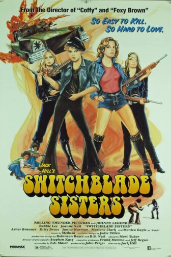 image 2 336x504 - SWITCHBLADE SISTERS Blu-Ray Review - The Gang's All Here