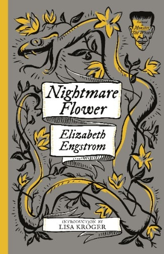 nightmareflower1 orig - Dread Read: Valancourt Resurrects Horror Fiction by Women with New Line MONSTERS, SHE WROTE
