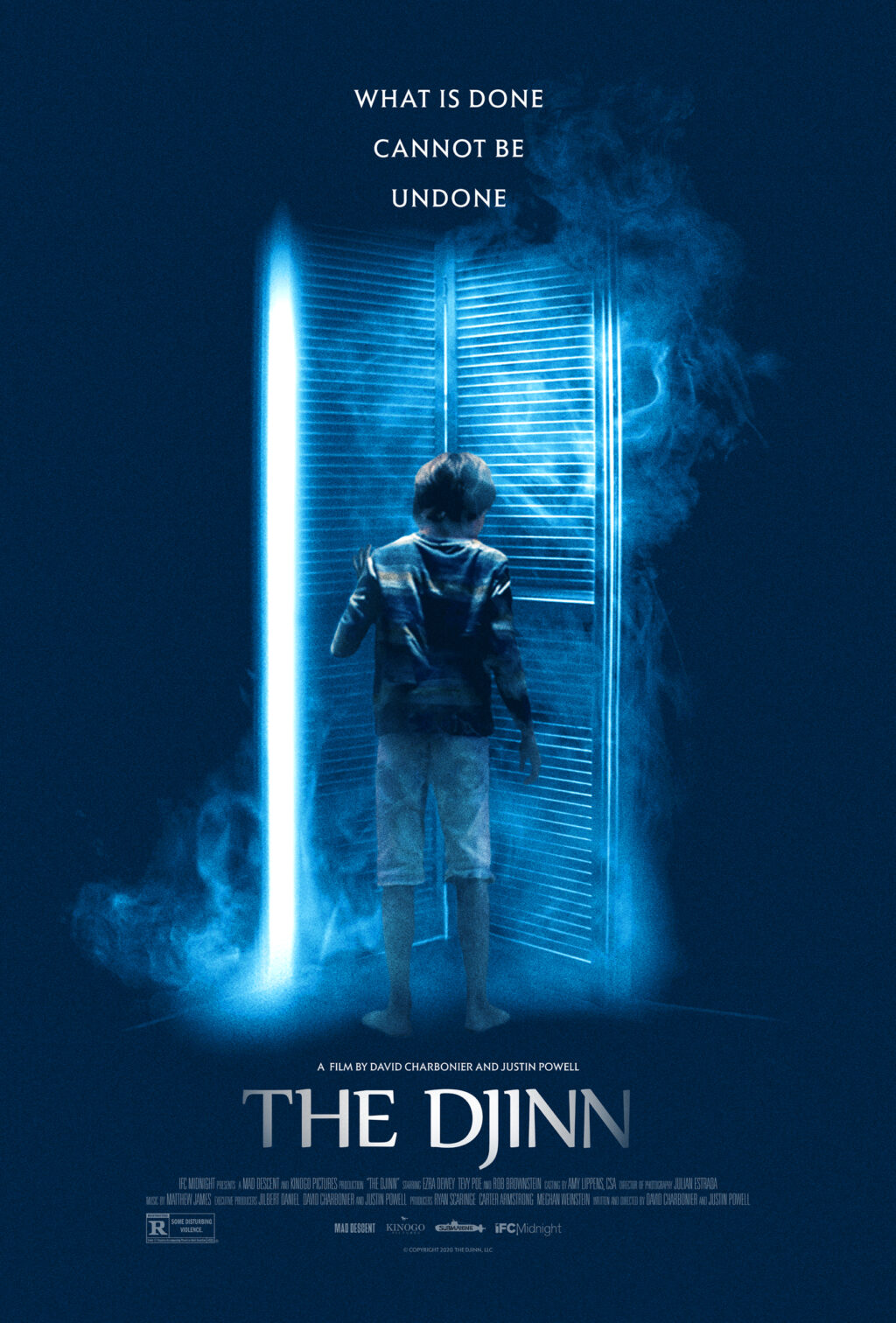 the djinn poster 1024x1512 - Here Are 2 Scary New Clips from THE DJINN Arriving Tomorrow