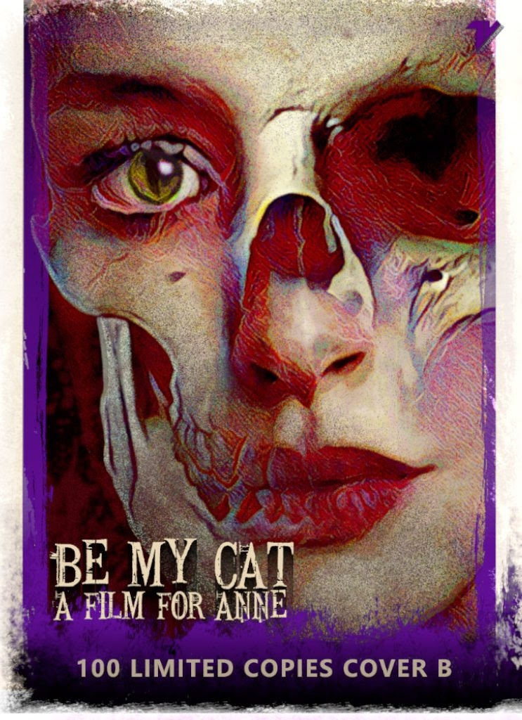 Be my cat a film for anne - New BE MY CAT on DVD Includes Gory Anne Hathaway Cover Art