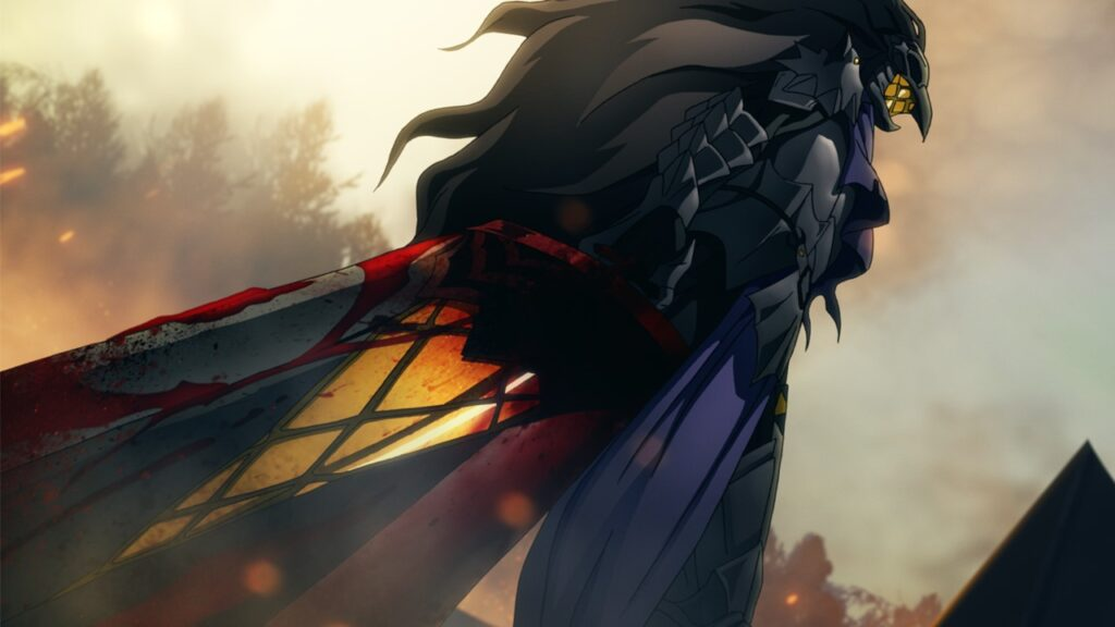 Castlevania 1 1024x576 - Check Out These New Images from the Final Season of CASTLEVANIA