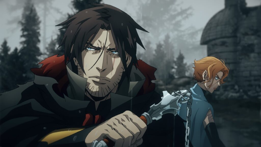 Castlevania 7 1024x576 - Check Out These New Images from the Final Season of CASTLEVANIA