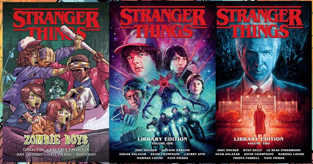 Dark Horse Announces New STRANGER THINGS Comic Collections and More 1024x534 - Dark Horse Announces New STRANGER THINGS Comic Collections and More