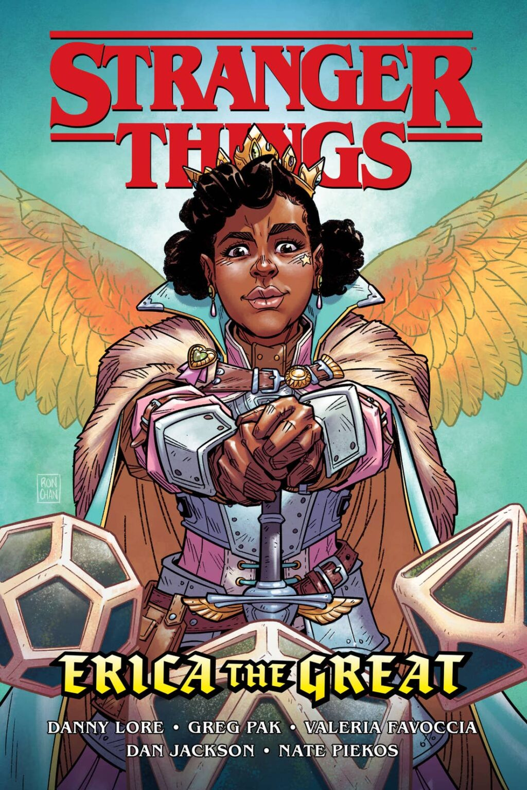 Dark Horse STRANGER THINGS Erica the Great 1024x1536 - Dark Horse Announces New STRANGER THINGS Comic Collections and More