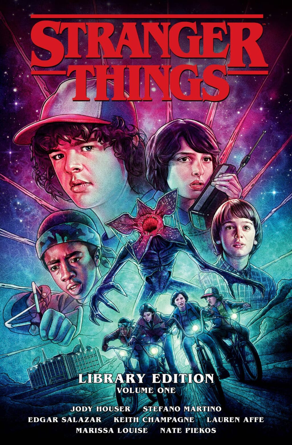 Dark Horse STRANGER THINGS Library One 1024x1560 - Dark Horse Announces New STRANGER THINGS Comic Collections and More