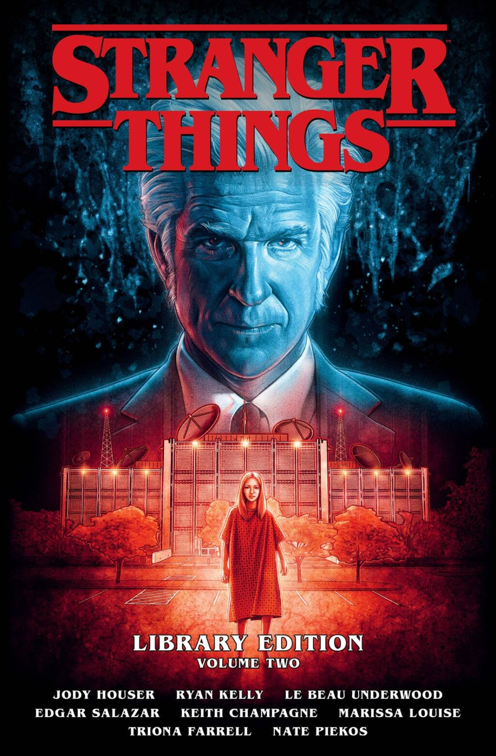 Dark Horse STRANGER THINGS Library Two 1024x1560 - Dark Horse Announces New STRANGER THINGS Comic Collections and More