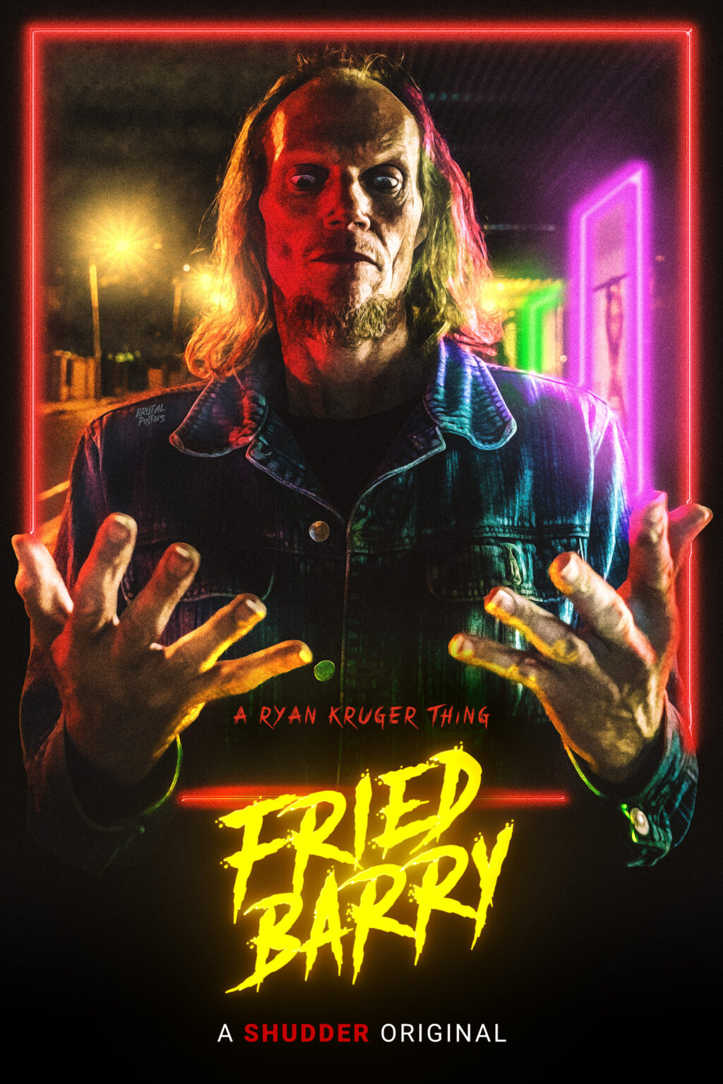 Fried Barry PosterArt 1440x2160 1024x1536 - Exclusive Interview: Ryan Kruger on FRIED BARRY & Short #MEOWTOO