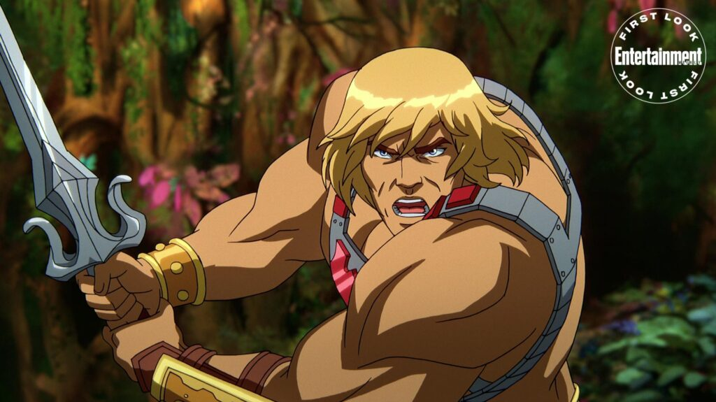 Masters of the Universe Revelation 1024x575 - First Look: Netflix and Kevin Smith's New MASTERS OF THE UNIVERSE Series