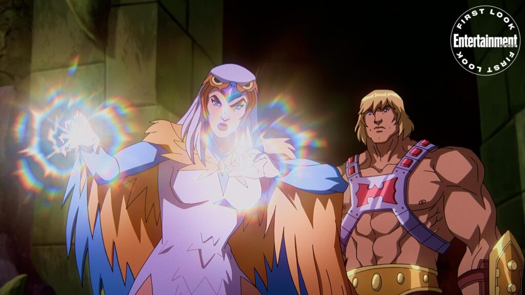 Masters of the Universe Revelation 3 1024x575 - First Look: Netflix and Kevin Smith's New MASTERS OF THE UNIVERSE Series