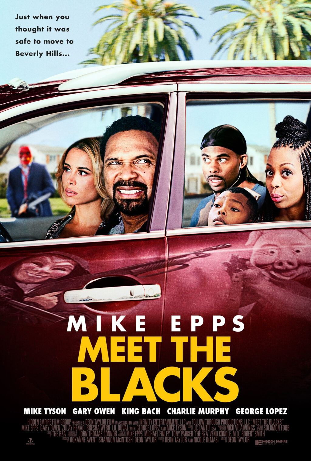 Meet the Blacks Poster 1024x1517 - New Poster Suggests MEET THE BLACKS 2 Will Have a Vampiric Twist