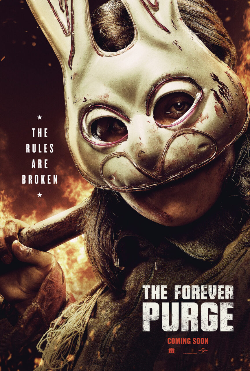 New The Forever Purge Posters 4 scaled - THE FOREVER PURGE Review--Brutal, Bleak, and the Best of the Bunch