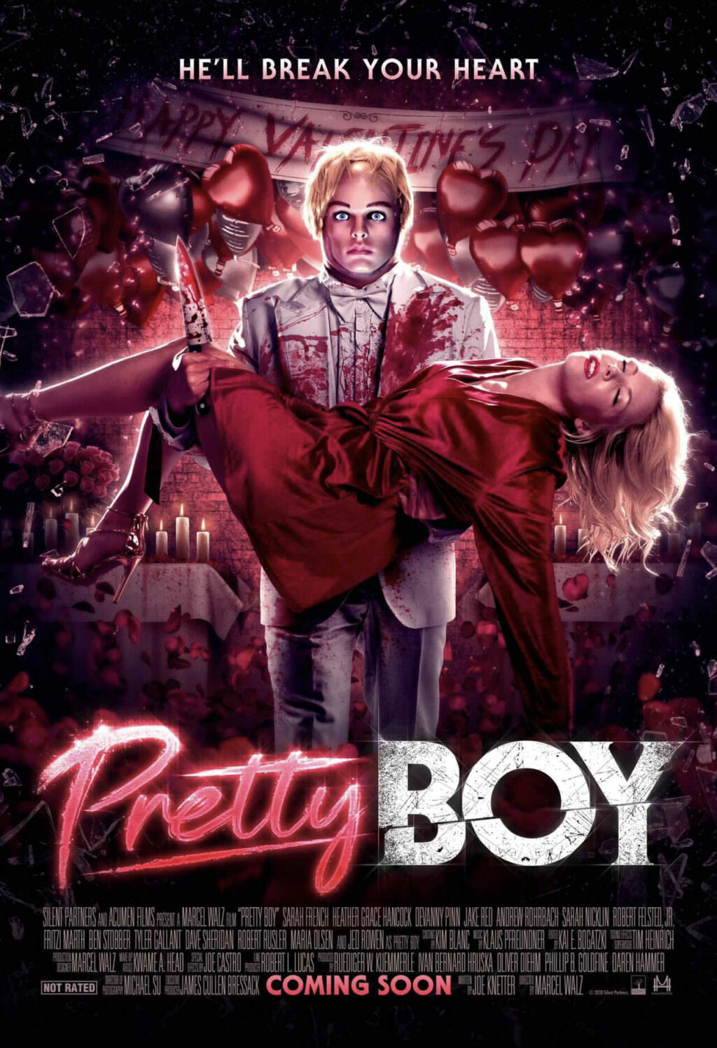 Pretty Boy Poster 1024x1495 - Check Out the New Poster and Images from BLIND Sequel PRETTY BOY