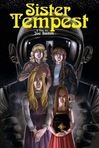 Sister Tempest 336x501 - FilmQuest 2021: SISTER TEMPEST Review - What The Hell Did I Just Watch?