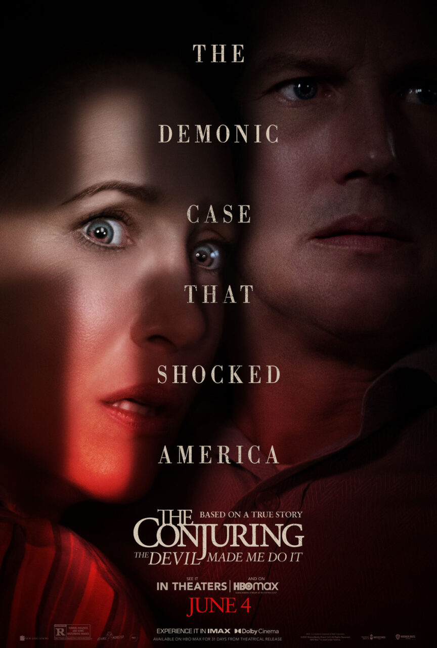 The Conjuring 3 poster scaled 1 - Exclusive: The Simple Reason Why THE CURSE OF LA LLORONA is NOT Part of THE CONJURING Universe