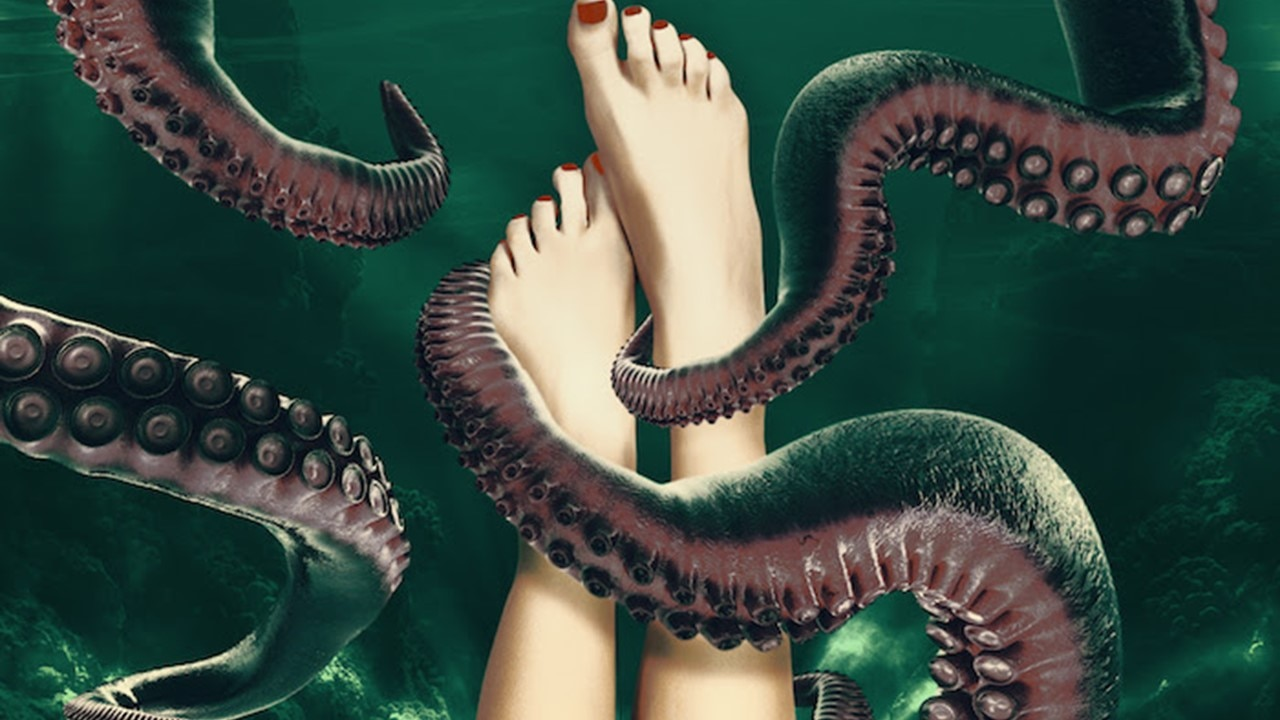 The Deep Ones Banner - A Tentacle Emerges in Our Exclusive Clip from H.P. LOVECRAFT'S THE DEEP ONES