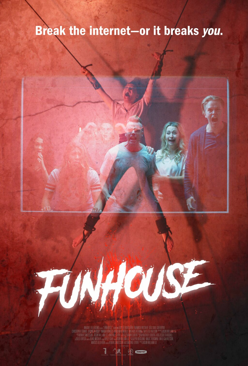 funhouse D5a FINAL 72dpi 1024x1513 - Check Out Gigi Saul Guerrero in the New Trailer for FUNHOUSE Arriving May 28th