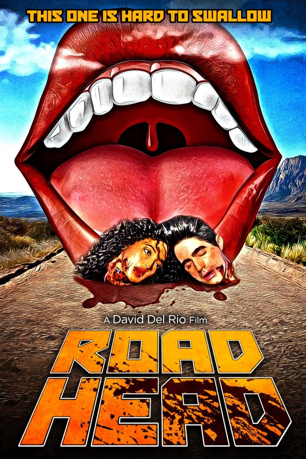 road head poster 1024x1537 - ROAD HEAD Review--Strange Scenes Inside a Wasteland