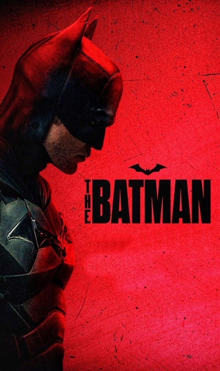 """the batman poster scaled - Here's The Best Version of Nirvana's """"Something In the Way"""" From THE BATMAN Teaser [Video]"""
