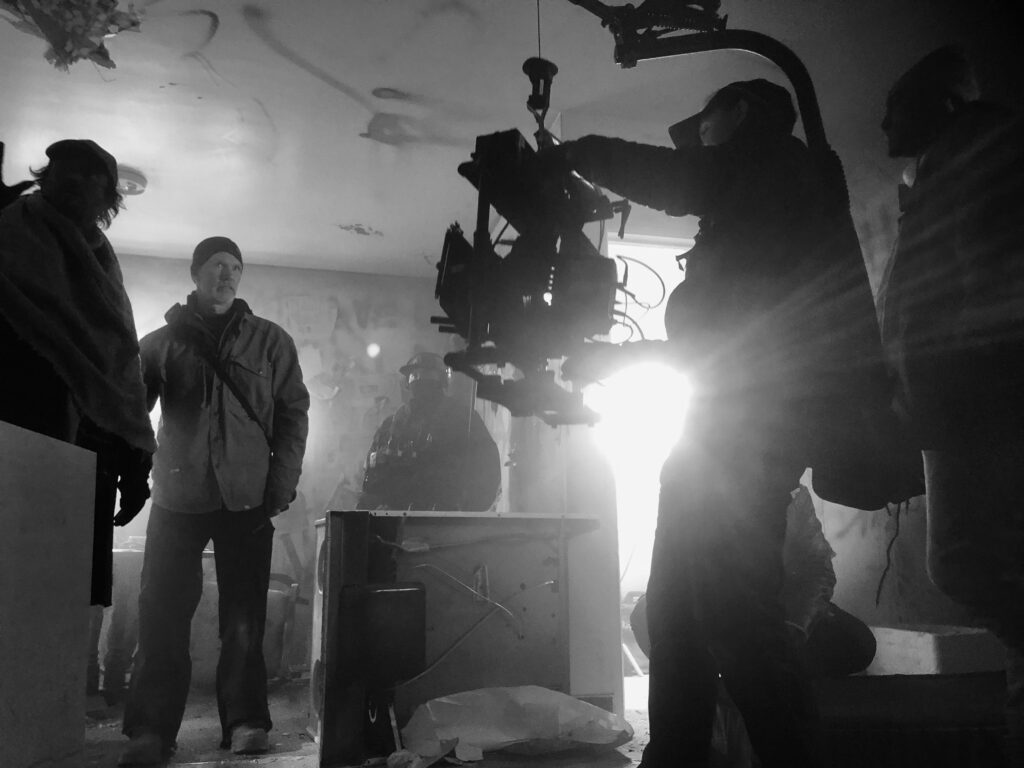 7 FEAR 1024x768 - Exclusive: Cinematographer Jimmy Matlosz Discusses the Look of the Survival Horror Film F.E.A.R.