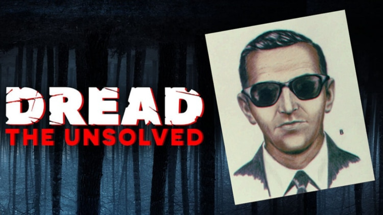 DREAD THE UNSOLVED DB Cooper 750x422 - DREAD: THE UNSOLVED Takes on the One and Only D.B. Cooper