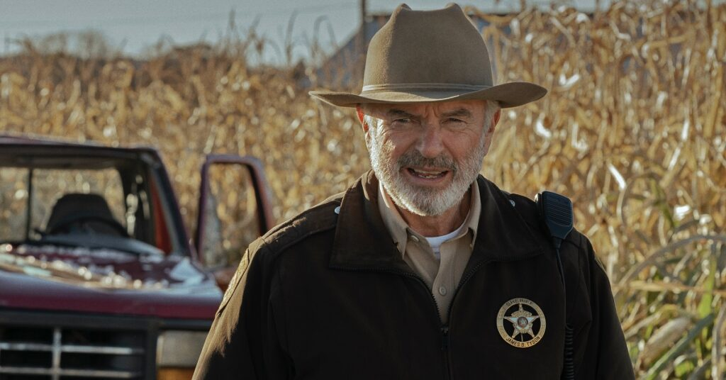 Invasion with Sam Neill launches only on Apple TV on October 22nd. 1024x536 - Trailer: Sam Neill Experiences Alien INVASION on Apple TV+ This Halloween
