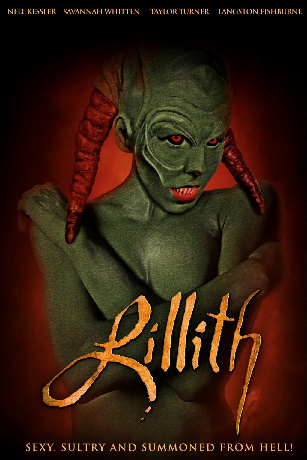 Lillith 1024x1533 - A Siren From Hell Will Reap Revenge In the New Trailer for LILLITH!