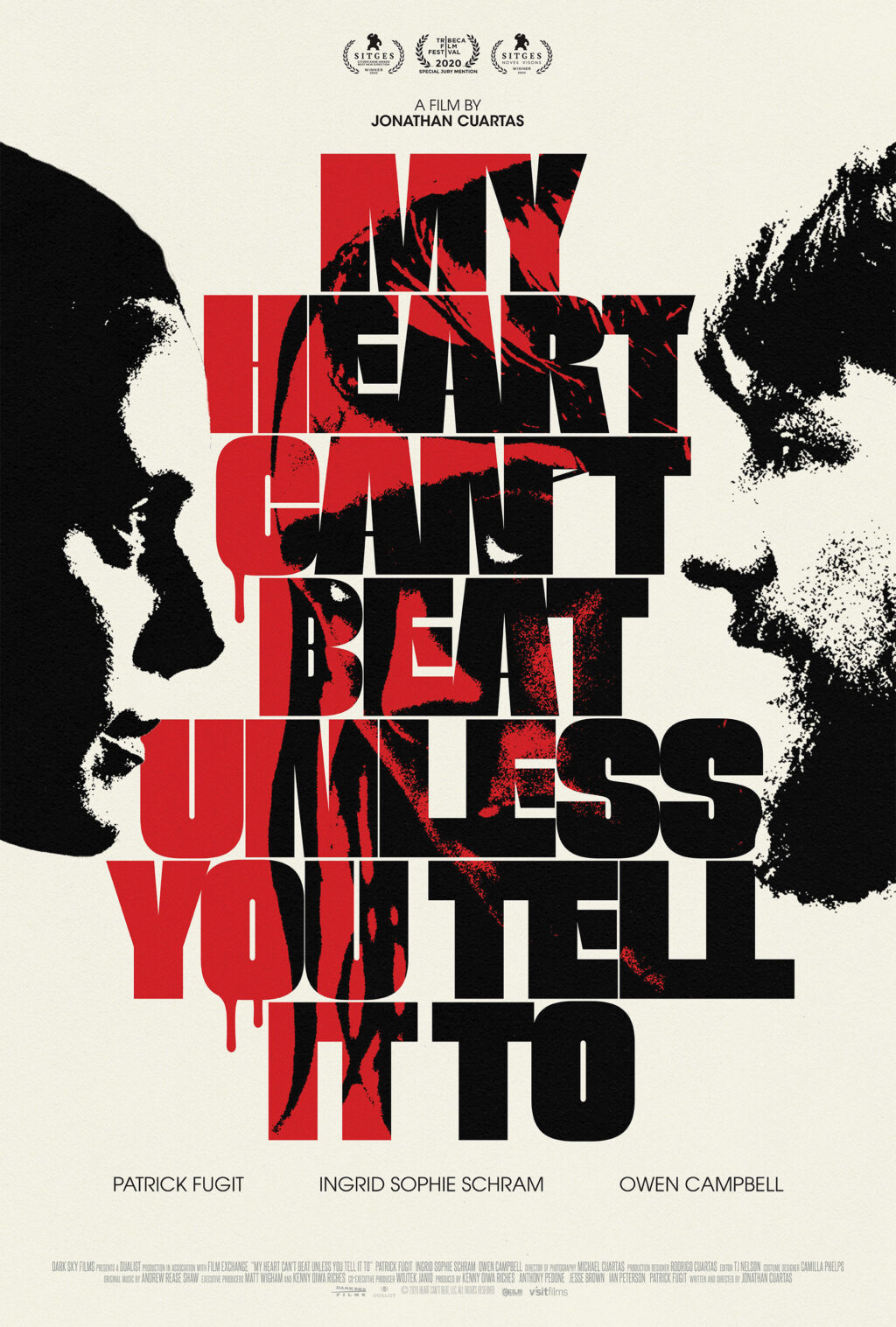 POSTER My Heart Cant Beat 1024x1517 - MY HEART CAN'T BEAT UNLESS YOU TELL IT TO Review - Killing the Family Name