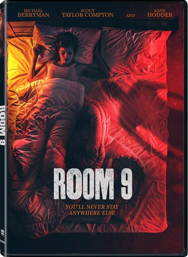 Room 9 DVD - Exclusive Trailer: ROOM 9 Stars Horror Icons Scout Taylor-Compton, Michael Berryman, and Kane Hodder!