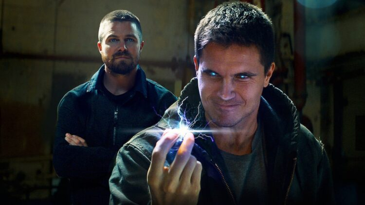 Stephen Amell Robbie Amell Are Back for CODE 8 Sequel 750x422 - Stephen Amell & Robbie Amell Are Back for CODE 8 Sequel
